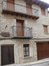 Casa Folch, Mayor, 4, 12159, Castellfort