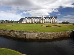Carnoustie Golf Hotel 'A Bespoke Hotel', 8 Links Parade, DD7 7JE, Carnoustie