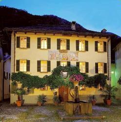 Hotel Garni Cà Vegia, Via Cantonale - Golino, 6656, Intragna