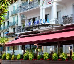 Savoy Hôtel Evian, 17 Quai Charles Albert Besson, 74500, Évian-les-Bains