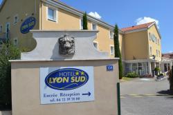 Hotel Lyon Sud, 130 rue Jules Guesde, 69310, Pierre-Bénite