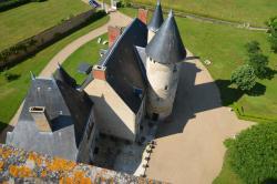 Château de Mazières, La Grande Métairie, 36200, Tendu