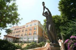 Gran Hotel Aqualange - Balneario de Alange, Paseo de las Huertas 3, 06840, Alange
