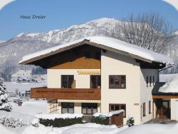 Apartment Dreier - Salzburger Land, Au 118, 5441, Abtenau