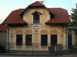 Penzion York, Říčanská 360  , 76312, Vizovice
