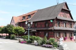 Hôtel A l'Ancre, 2, Route De Lauterbourg, 67470, Mothern