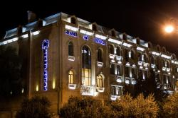 Grand Hotel, Fuzuli Park,Fuzuli Meydani,Bes Mertebe, AZ1009, Μπακού