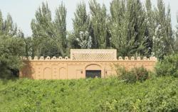 Turpan Silk Road Lodges - The Vines, 3 Munar Village, Grape Lane (Next to Turpan Dukes House), 838000, Turfan
