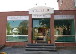 Hotel Adlerhof, Bahnhofstr. 18, 97941, Tauberbischofsheim