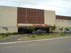 Senador Plaza Hotel, Av. Dom Emanuel, Q-78 LT 01, 75250-000, Senador Canedo
