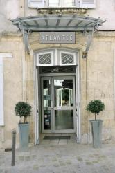 Hôtel Atlantic, 23 Rue Verdière, 17000, La Rochelle