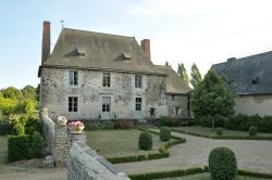 Grange du Plessis, 4, Place de l'Eglise, Saint-Aubin du Pavoil, 49500, Segré