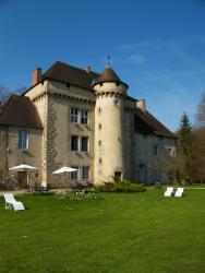 Château de la Chassagne, La Chassagne, 23250, Saint-Hilaire-le-Château