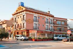 Hotel Villa de Ajalvir, Paloma, 33, 28864, Ajalvir
