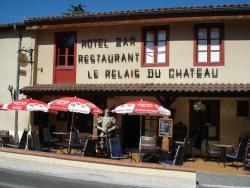 Relais du Château, Au Village , 32140, Saint-Blancard