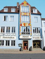 Posthotel Traube, Kapellstraße 14-16, 86609, Donauwörth
