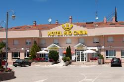 Hotel Río Cabia, Autovia A-62, salida 17, 09239, Cabia