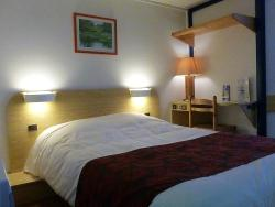 Brit Hotel Poitiers Beaulieu, 3 rue des Frères Lumières, Quartier Beaulieu, 86000, Poitiers