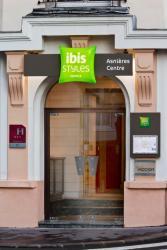 ibis Styles Asnieres Centre, 10 Bis Rue Du Château, 92600, Asnières