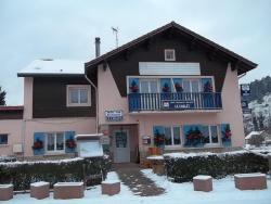 Hotel Restaurant Le Chalet, 4 place de la Mairie, 54540, Pierre-Percée