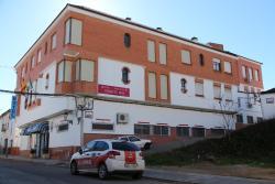 Hotel Vazquez Diaz, Calle de la Cañadilla, 51, 21670, Nerva