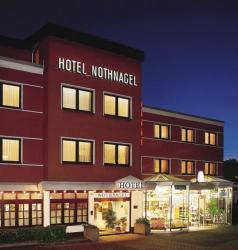 Hotel Café Nothnagel, Wilhelm-Leuschner-Str. 67, 64347, Griesheim