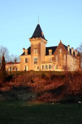 Chambres d'Hôtes Château de Bellevue, Château de Bellevue, 16210, Saint-Avit