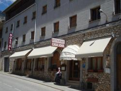 Hostal Casa Joan, Carretera la Coma, 12, 25282, Sant Llorenc de Morunys