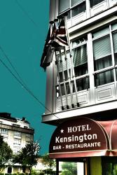 Hotel Kensington, Carretera de Castilla, 832, 15570, Narón