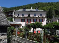 Casa Ambica, zona Villa, 6672, Gordevio
