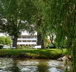 Hotel Seepark Garni, Zur Forelle 1, 88662, Überlingen