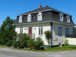 La Maison de L'Irlandais, 182 1ere Rue, G0L 2Z0, Saint-Fabien