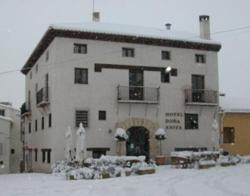 Hotel Restaurante Doña Anita, Plaza del Albornoz, 15, 46340, Requena