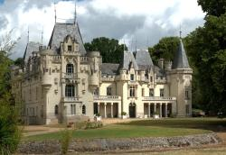 Chateau de Salvert - Gites, Salvert, 49680, Neuillé