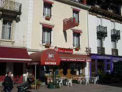 Hôtel Restaurant de la Poste à Gerardmer, Boulevard Kelsch, 88400, Gérardmer