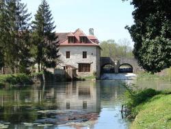 Chambres d'Hôte Le Moulin de Fontaine, 11, rue Henry Berger, 21610, Fontaine-Française