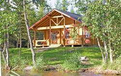 Loikansaari Lomamökit Holiday Cottages, Loikansaarentie 430, 58810, Kallislahti