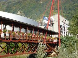 Hotel Rive Droite, Parc Thermal, 73260, La Léchère
