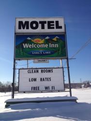 Welcome Inn, 5182 Highway 17 West, P0H 1V0, Mattawa