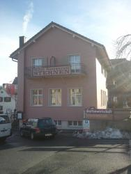 Hotel Restaurant Sternen, Kerenzerbergstrasse 25, 8758, Obstalden