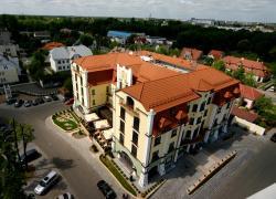 Hermitage Hotel, Chkalova Street 7, 224005  Brześć