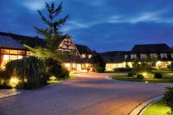 Hostellerie La Briqueterie, 4 Route De Sézanne, 51530, Vinay