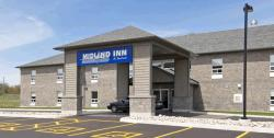 Midland Inn & Suites, 720 Prospect Boulevard, L4R 4P4, Midland