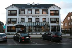Hotel Atlas, Brusselstraat 13, 8380, Zeebrugge