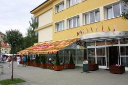 Arkada Hotel, Nam. Svobody 32, 685 01, Bučovice