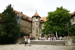 Tagungsstätte Schloss Schwanberg, Schwanberg 1, 97348, Rödelsee