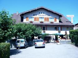 Hôtel Restaurant Aux Touristes, 1259 Route Vallâ Verda, 74420, Habère-Lullin