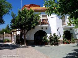 Pensión Restaurante La Piscina, General González, 86, 04450, Canjáyar