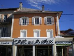 Appart Hotel de la Paix, 2 Place Aimé Gassier, 04400, Barcelonnette