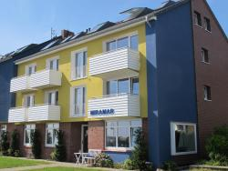 Miramar, Kurpromenade 34, 27498, Helgoland